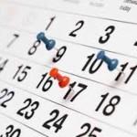 Pubblicato il Calendario delle attività dell'Associazione